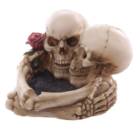Image of Lennon Skull Couple Ashtray