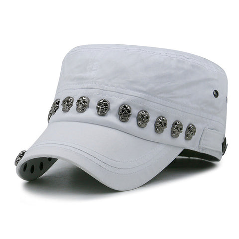 Image of Aleah Skull Rivet Cap
