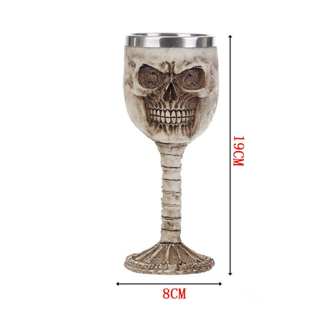 Image of Drago Skull Goblet