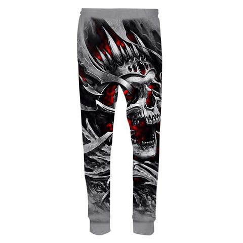 Image of Brody Skull Track Pants