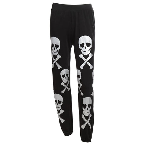 Image of Kenzie Skull Track Pants