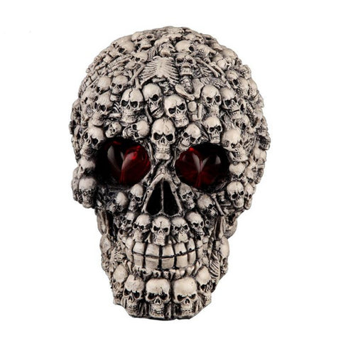 Cordin Skull Ornament
