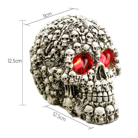 Image of Cordin Skull Ornament