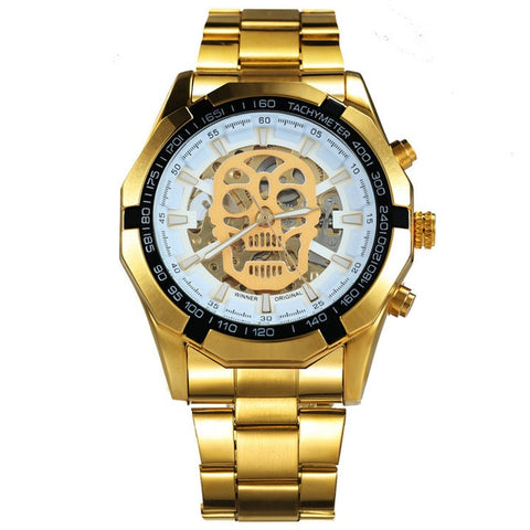 Image of Skeleton Skullex Watch