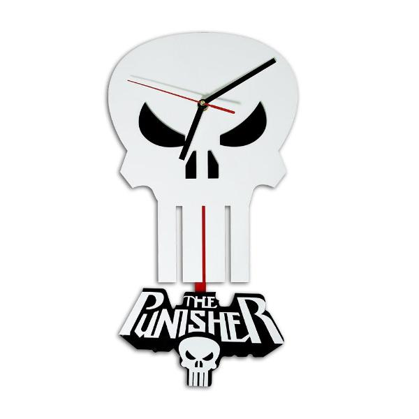Slade Punisher Clock