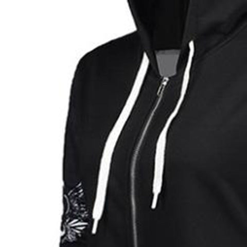 Image of Celeste Hooded Womens Jacket
