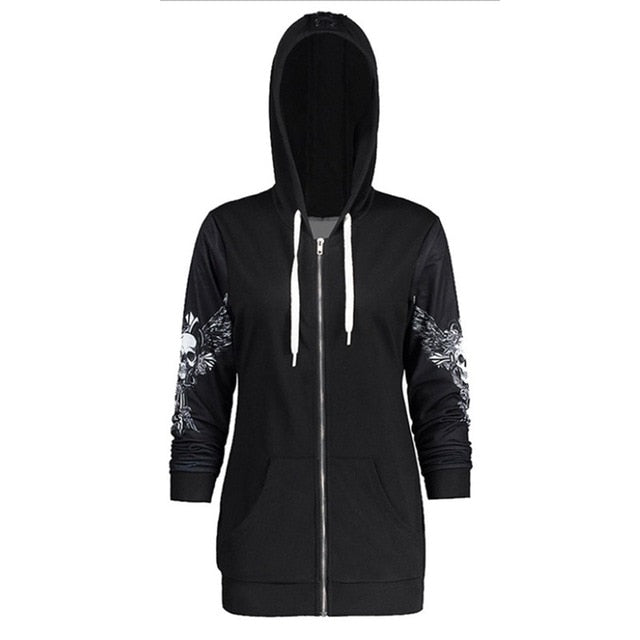 Celeste Hooded Womens Jacket