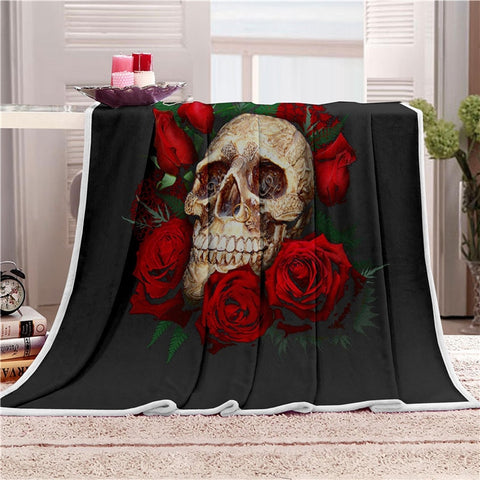 Image of Gabe Plush Throw Blanket