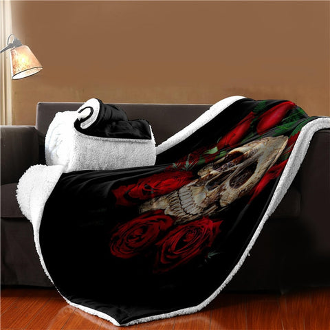 Gabe Plush Throw Blanket