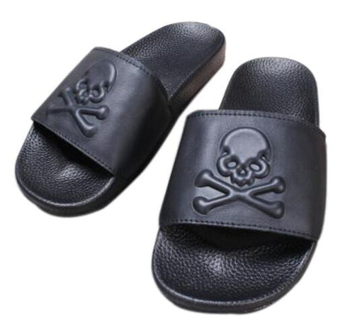Image of Arch Mens Skull Slides