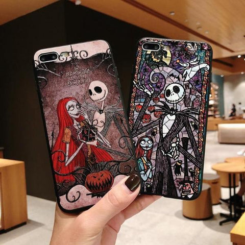 Image of Nightmare Phone Case