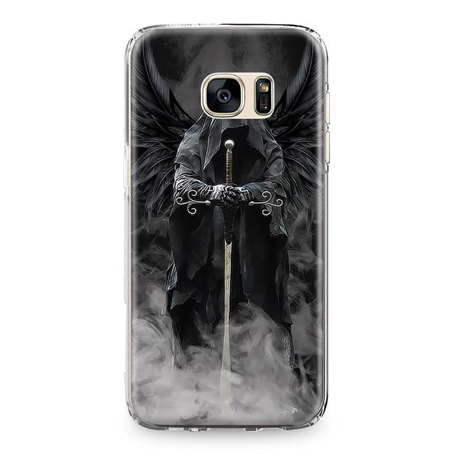 Trafford Skull Phone Case