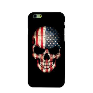 Drew Stars And Stripes Skull Phone Case