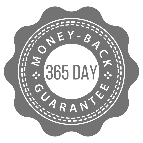 Image of 30 - 365-Day Money-Back Guarantee*
