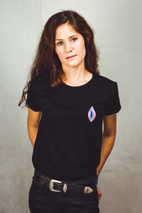 Vulva - T-Shirt - Black
