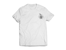 Load image into Gallery viewer, Liebesapfel (T-Shirt - white) - Bretter & Stoff