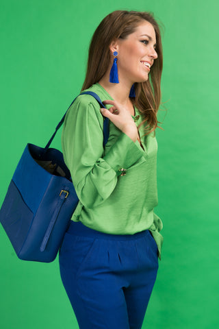 Shopper 2 IN 1 - BLUE