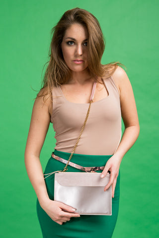 CROSS-BODY - ROSE