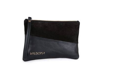 ***LAST PIECES***POCHETTE GRANDE - BLACK