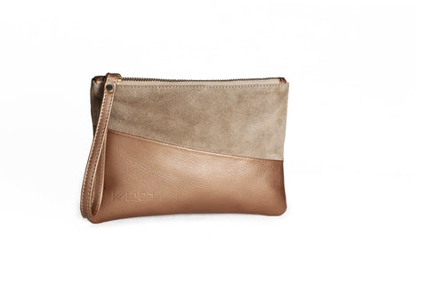 ***LAST PIECES***POCHETTE GRANDE - GOLD