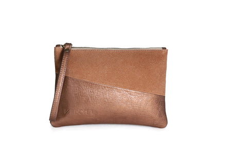 ***LAST PIECES***POCHETTE GRANDE - ROSE GOLD