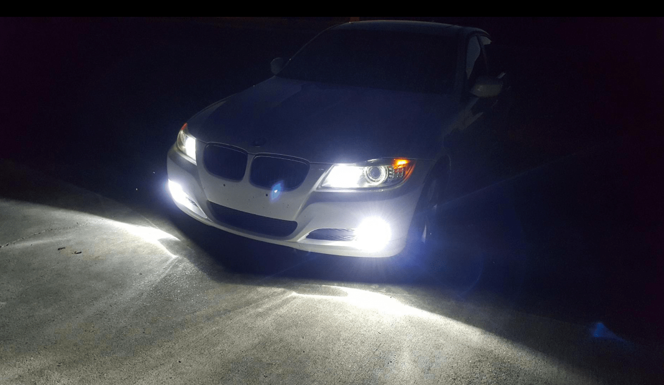 Are LED headlights better in fog?