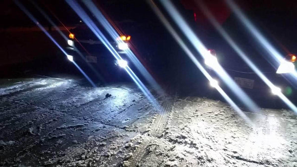 Which is brighter LED headlight 6000K or 8000K?
