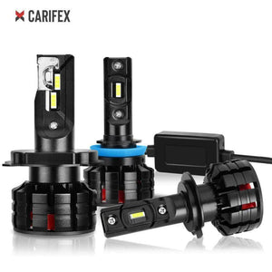 Carifex CARIFEX®  Non-Flickering LED Headlight - H8/H9/H11