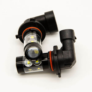 Carifex Fog light 6000K Super Bright Fog Light Super Bright 6000K LED Fog Lights - Yellow ( 1 Pair )