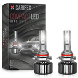 Carifex headlights bulb Compact LED Headlight  - 9012