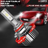 Carifex headlights bulb Compact LED Headlight - H11