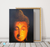 Golden Sukhothai Buddha - painting showcase Oil Painting on Canvas by Blue Surf Art