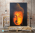Golden Sukhothai Buddha - studio showcase Oil Painting on Canvas by Blue Surf Art