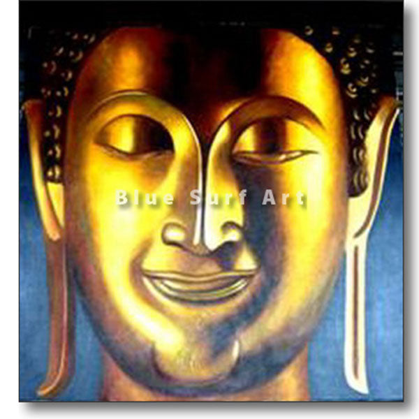 Enlightened Buddha Painting