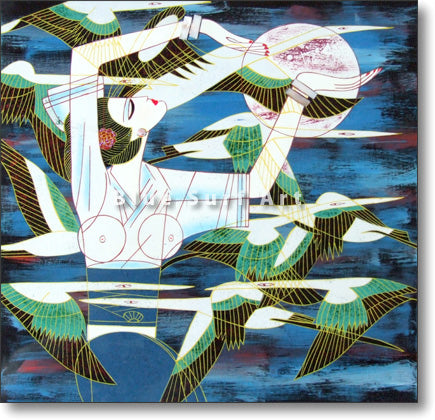 Vietnamese Abstract Art