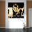 Breakfast at Tiffany Audrey Hepburn Wall Art Home Decor, 100% Oil Painting on Canvas - 4