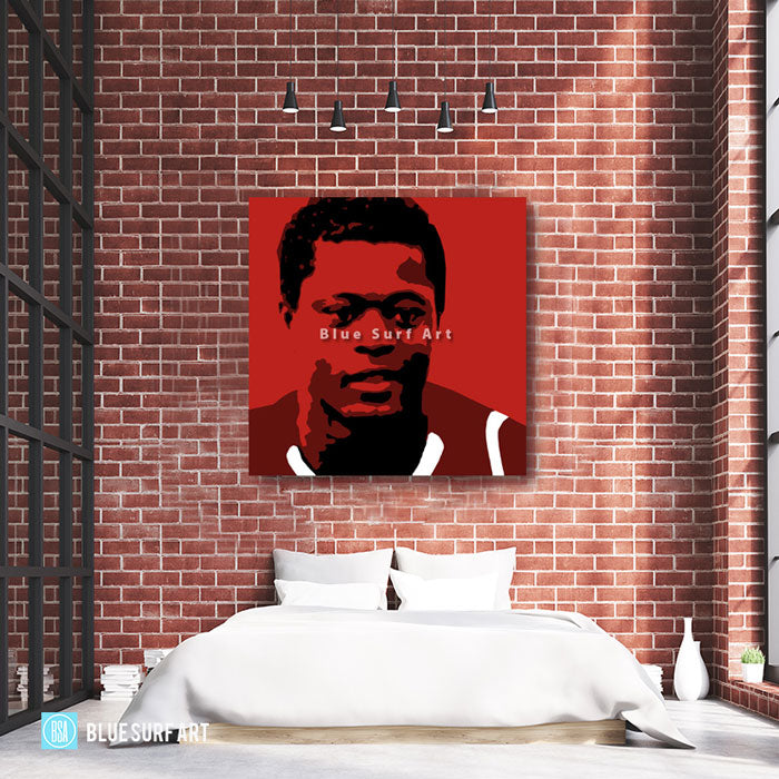 Evra - bedroom showcase
