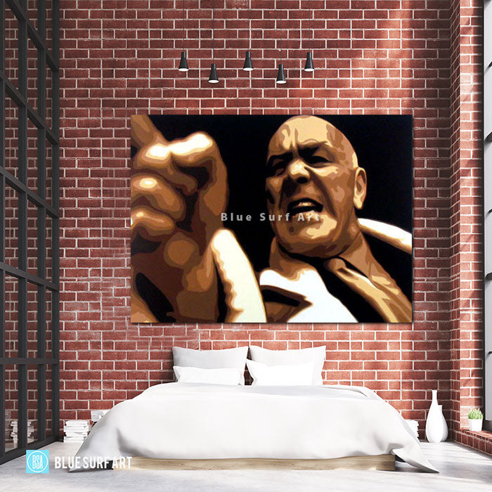 Harry - Bed Room Showcase