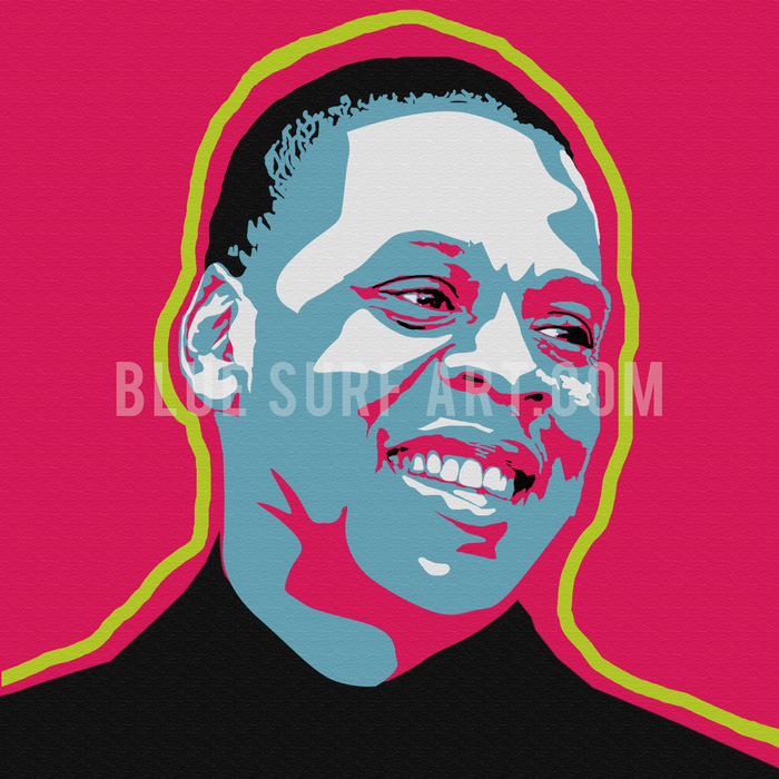 Jay Z Canvas Art Oil Painting