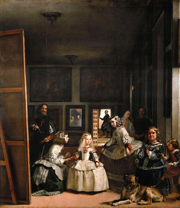 Las Meninas (The Maids of Honor) or the Royal Family, 1656