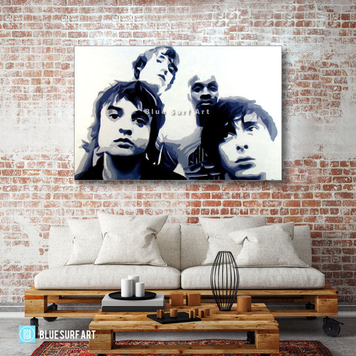 Libertines - living room