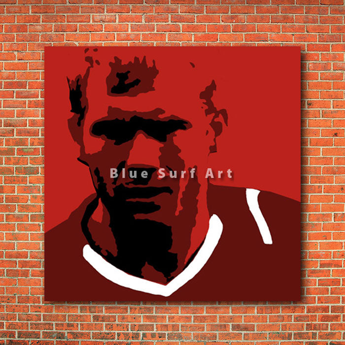 Scholes - red bricks wall