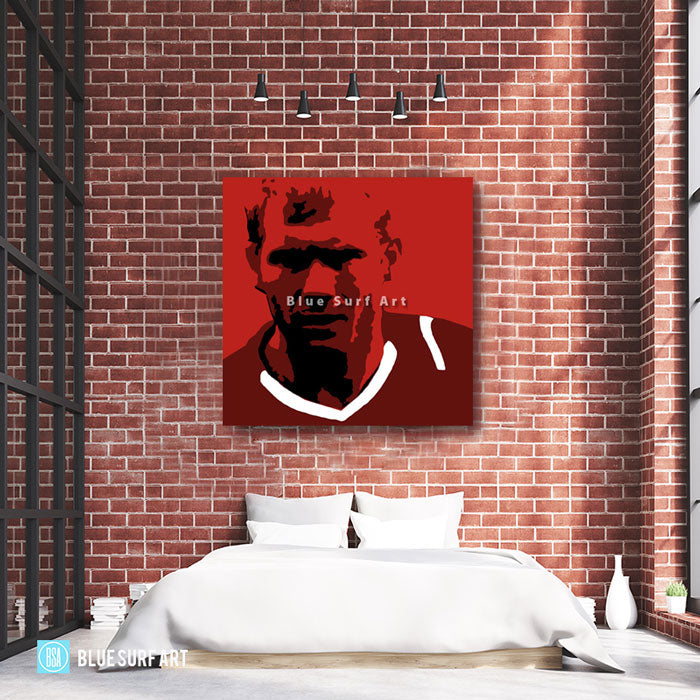 Scholes - bedroom showcase
