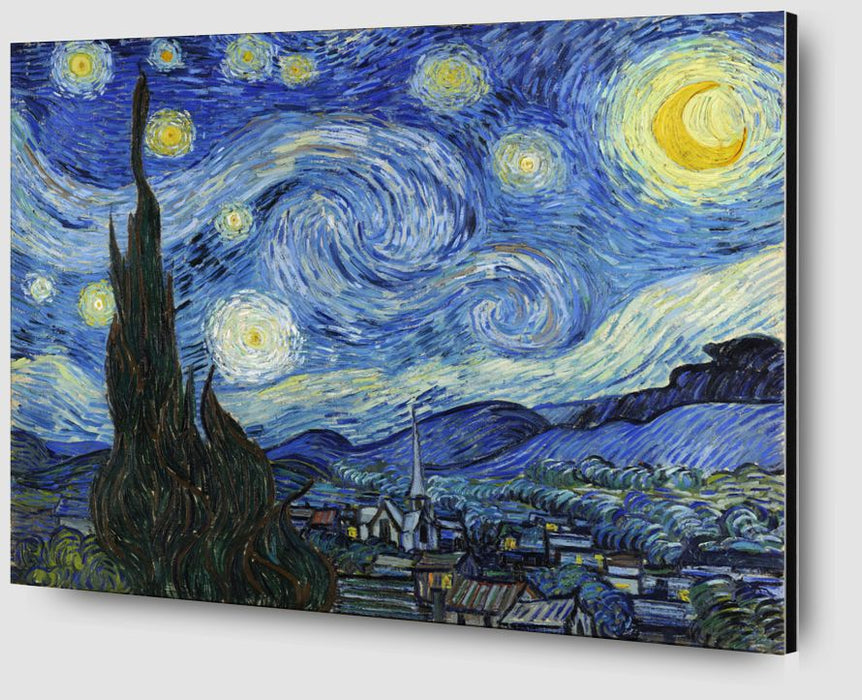 The Starry Night. Saint-Remy