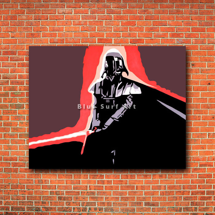 The Darkside - red bricks wall