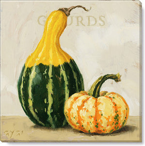 Gourds-Standing