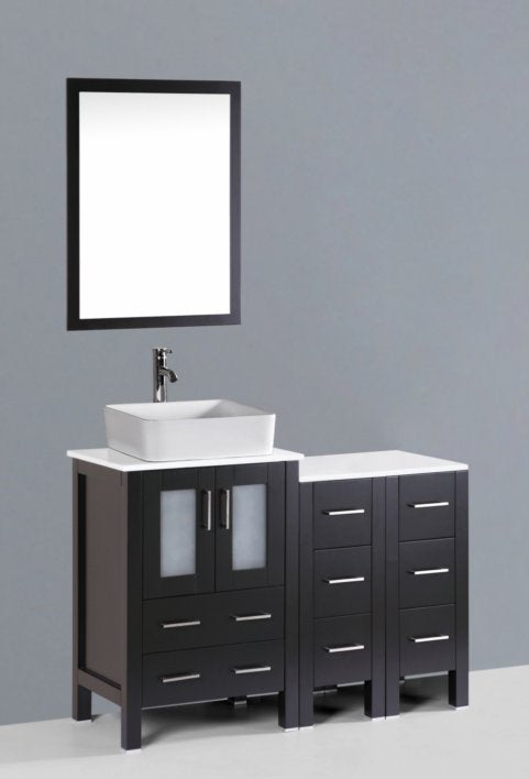 "48"" Bosconi AB124RC2S Single Vanity"