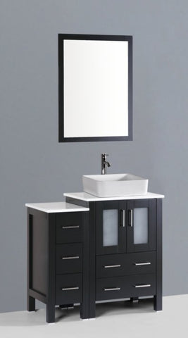 "Image of 36"" Bosconi AB124RC1S Single Vanity"
