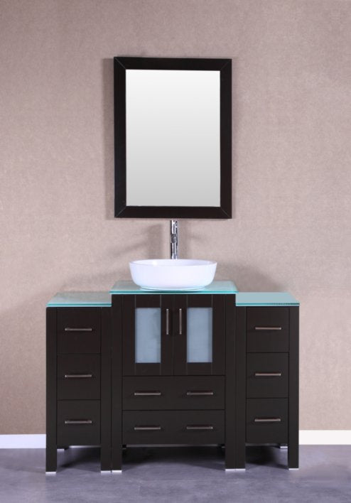 "48"" Bosconi AB124BWLCWG2S Single Vanity"