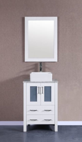 "Image of 24"" Bosconi AW124CBECM Single Vanity"